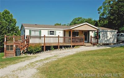 Camdenton Single Family Home For Sale: 6683 State Road D