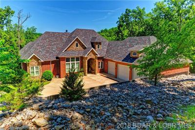 Camdenton Single Family Home For Sale: 1883 Thunder Mountain Road