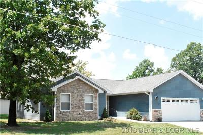 Osage Beach Single Family Home For Sale: 4597 Deer Run Drive