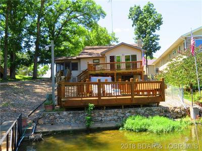 Sunrise Beach Single Family Home For Sale: 595 Zack Wheat Drive
