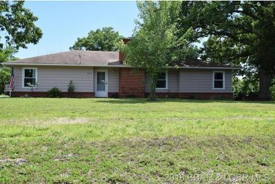 Camdenton Single Family Home For Sale: 8045 State Highway 5 N