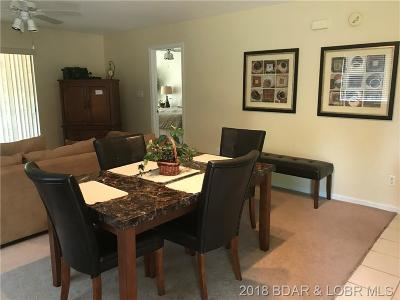 Lake Ozark Condo For Sale: 155 Ventura Drive #1 A/444