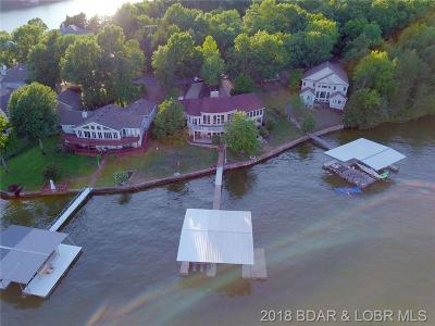 Sunrise Beach Single Family Home For Sale: 627 Point Charles