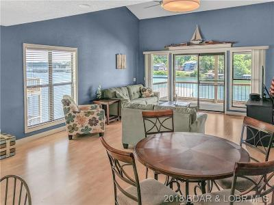 Lake Ozark Condo Contingent: 80 Willow Ridge Road #3-A