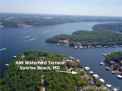 Porto Cima Single Family Home For Sale: 449 Waterford Terrace