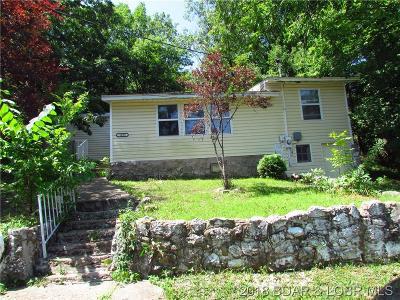Osage Beach MO Single Family Home For Sale: $59,900