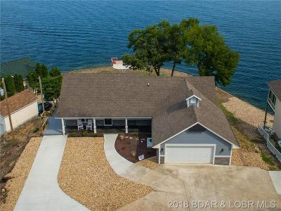 Lake Ozark Single Family Home For Sale: 34 Ginger Point