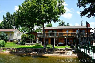 Single Family Home For Sale: 156 Blue Cat Point