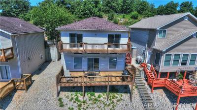 Sunrise Beach Single Family Home For Sale: 108 Summer Point