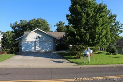 Osage Beach MO Single Family Home For Sale: $239,900