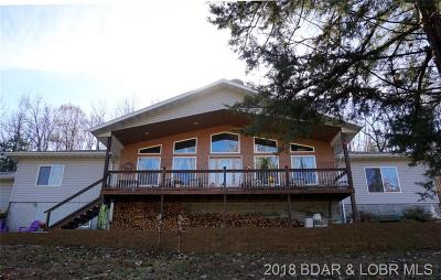 Brumley Single Family Home For Sale: 184 State Park Road
