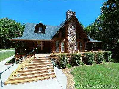 Eldon Single Family Home For Sale: 14 Vienna Woods Drive