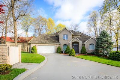Sunrise Beach Single Family Home For Sale: 1579 Grand Cove Road