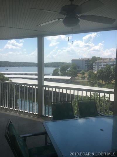 Lake Ozark Condo For Sale: 398 Regatta Bay Dr 3-B #3-B