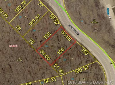 Lake Ozark Residential Lots & Land For Sale: 224 Cherokee Road
