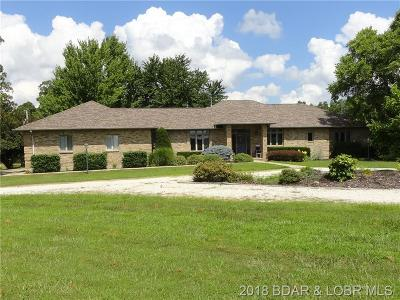 Richland Single Family Home For Sale: 2769 State Road C