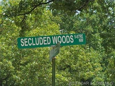 Residential Lots & Land For Sale: Secluded Woods