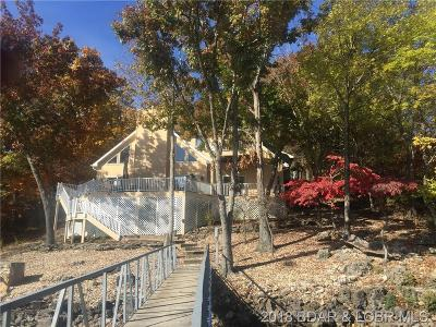 Single Family Home For Sale: 15667 Cooks Point Road