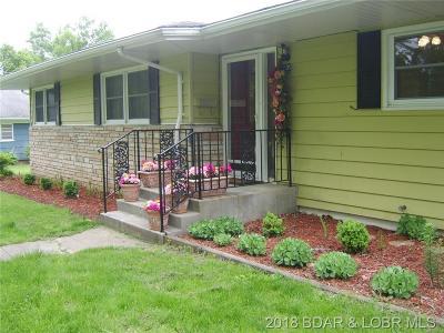 Single Family Home For Sale: 509 Aurora Street N