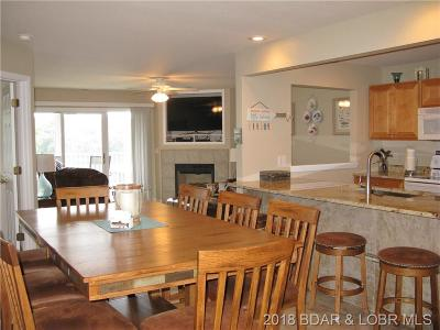 Osage Beach Condo For Sale: 4800 Eagleview Drive #233A