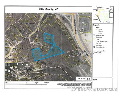 Lake Ozark Residential Lots & Land For Sale: Tbd Lot 1 Frudeger Road