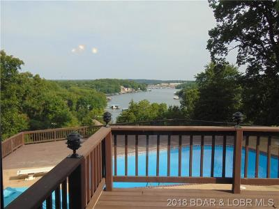 Lake Ozark Single Family Home For Sale: 145 Owls Roost Lane