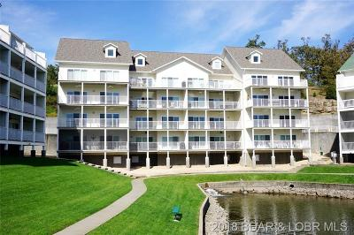 Osage Beach Condo Contingent: 4800 Eagleview Drive #423