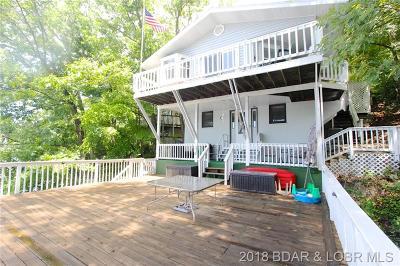Eldon Single Family Home For Sale: 121 Scenic Drive