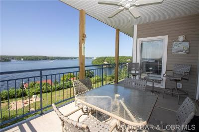 Lake Ozark Condo For Sale: 42 Palisades Lakeview Drive #1A
