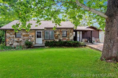 Lake Ozark Single Family Home For Sale: 6 Arrowhead Beach Road