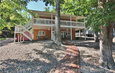 Sunrise Beach Single Family Home Contingent: 369 Crane Cove Road