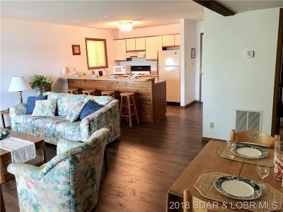 Lake Ozark Condo For Sale: 373 Barba Le Lane #3D