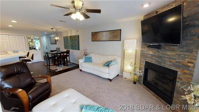 Osage Beach Condo For Sale: 4800 Eagleview Drive #111-A
