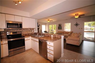 Lake Ozark Single Family Home Contingent: 98 Wilmore Circle