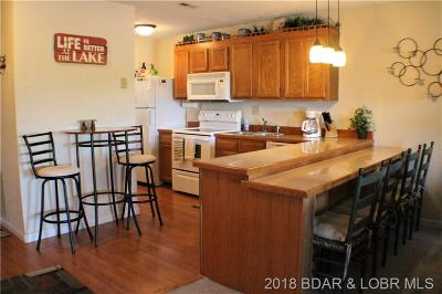 Benton County, Camden County, Cole County, Dallas County, Hickory County, Laclede County, Miller County, Moniteau County, Morgan County, Pulaski County Condo For Sale: 2222 Bittersweet Road #2B