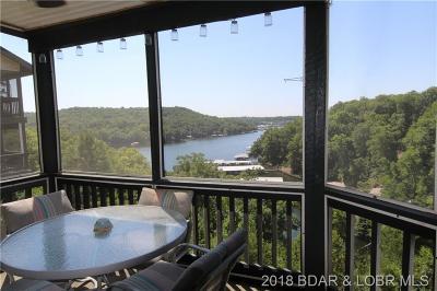Lake Ozark Condo For Sale: 1600 Cherokee Road #1-A