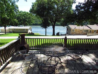 Camdenton Single Family Home For Sale: 1021 Gene's Point Road