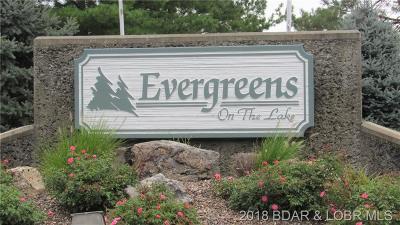 Sunrise Beach Condo Contingent: 163 Evergreen Condo Drive #1A