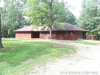 Rocky Mount Single Family Home Contingent: 28572 Hwy Y