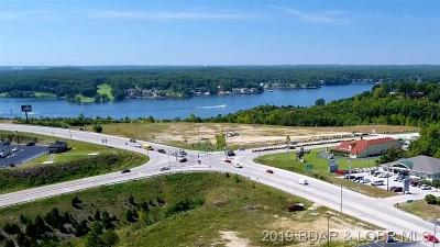 Lake Ozark Commercial For Sale: Lot 3 Lakeside Village