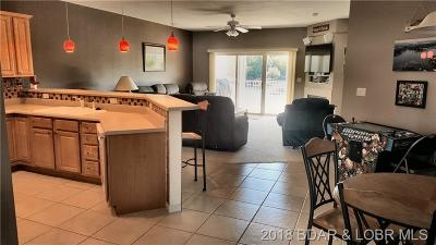 Benton County, Camden County, Cole County, Dallas County, Laclede County, Miller County, Moniteau County, Morgan County, Pulaski County Condo For Sale: 1359 Seascape Point Road #308