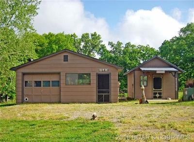 Lake Ozark Single Family Home For Sale: 252 Osage Hills Road