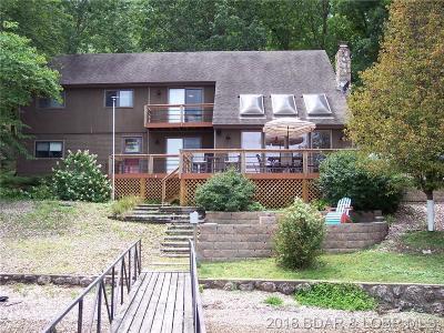 Sunrise Beach Single Family Home For Sale: 82 Cameo Point