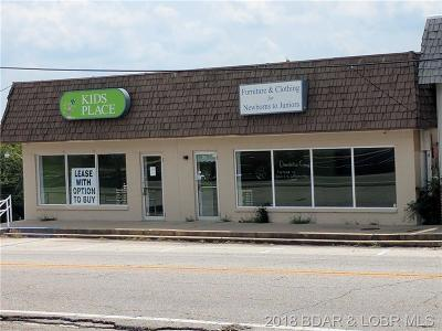 Camdenton Commercial For Sale: 179 S Hwy 5