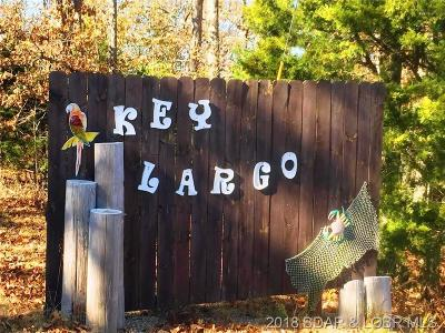 Osage Beach Residential Lots & Land For Sale: Tbd Lot 110 Key Largo