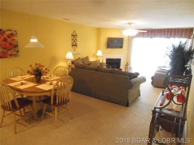 Camdenton Condo Contingent: 572 Clearwater Drive #3B