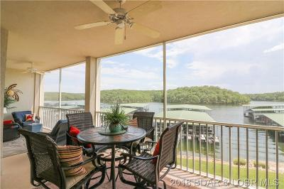 Osage Beach Condo Contingent: 4800 Eagleview Drive #2101