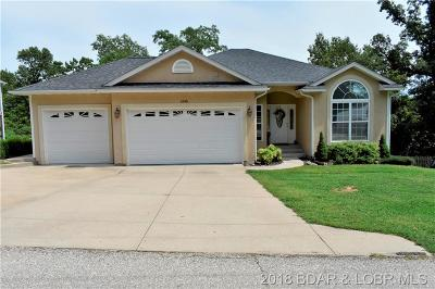 Osage Beach MO Single Family Home For Sale: $250,000