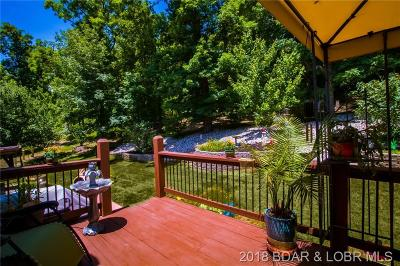 Lake Ozark MO Single Family Home For Sale: $179,900