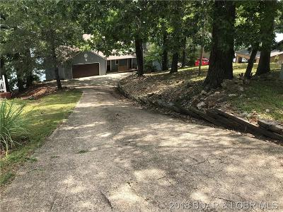 Benton County, Camden County, Cole County, Dallas County, Laclede County, Miller County, Moniteau County, Morgan County, Pulaski County Single Family Home For Sale: 755 Osage Highlands Loop